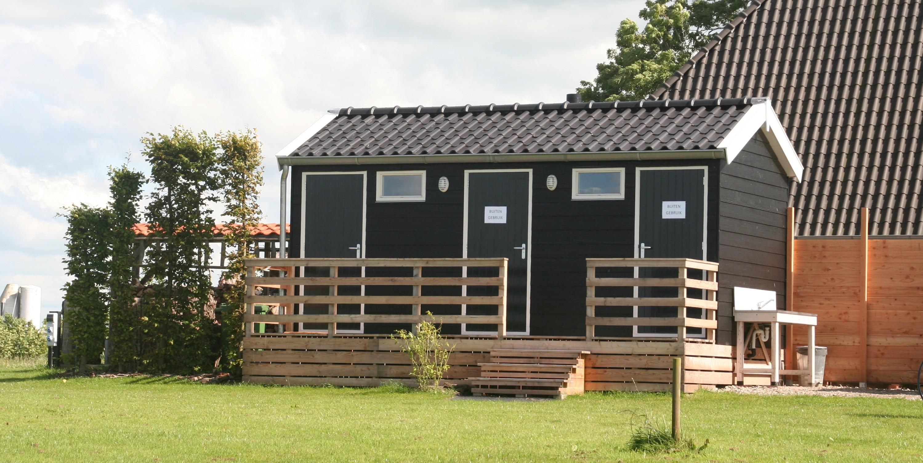 Badkamer Unit Camper ~ De sanitair unit
