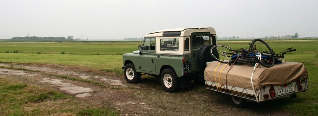Op avontuur in Friesland